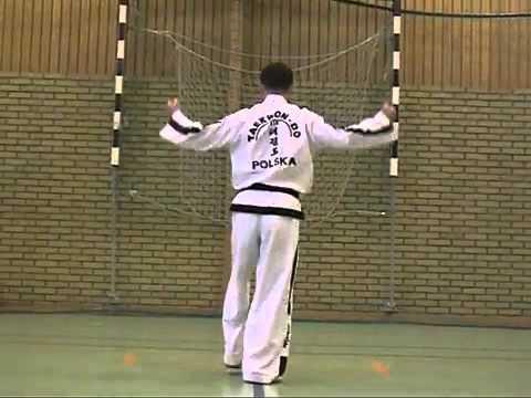 Bài quyền số 14 Choong Jang hyong Taekwondo