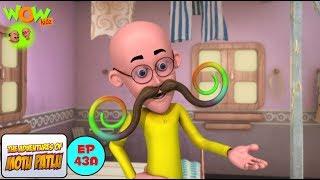 Download Motu Patlu Cartoons In Hindi | Animated cartoon | Patlu ki moochein | Wow Kidz