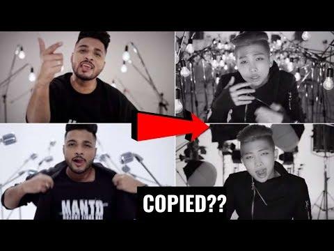 BTS ARMY accused RAFTAAR's track Mantoiyat for Plagiarism | Copied KPOP song || EP 103