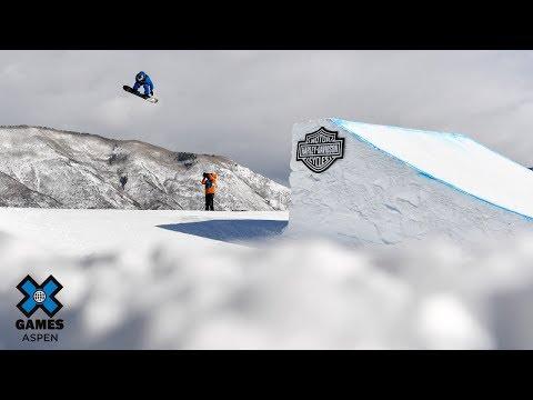 FULL BROADCAST: Jeep Men's Snowboard Slopestyle | X Games Aspen 2019