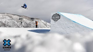 FULL BROADCAST: Jeep Men's Snowboard Slopestyle | X Games Aspen 2019
