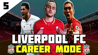 ПАК ГЛИЧОВЕ... FIFA 17 LFC CAREER MODE EP. 5