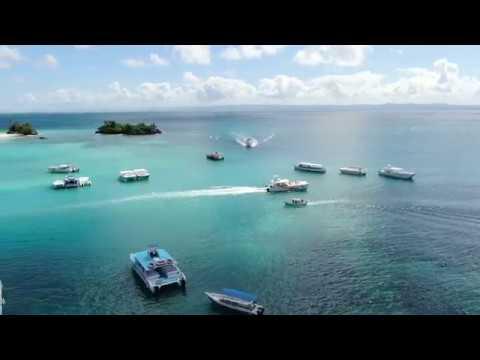 🇩🇴 Amazing Dominican Republic 4k from drone Mavic 2 Zoom