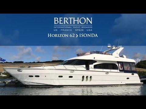 [OFF MARKET] Horizon 62 (ISONDA) - Yacht for Sale - Berthon International Yacht Brokers