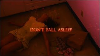 Don't fall asleep - Selena Gomez horror movie trailer