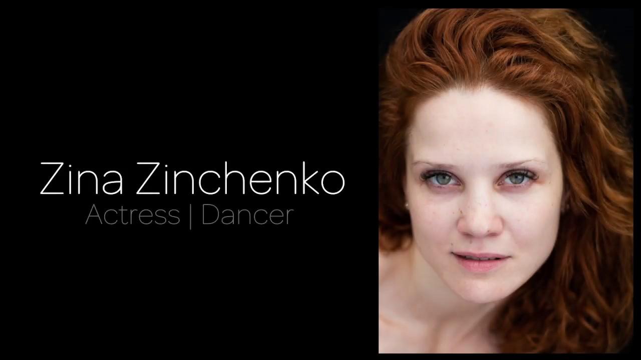 Zina Zinchenko REEL 2019 - YouTube