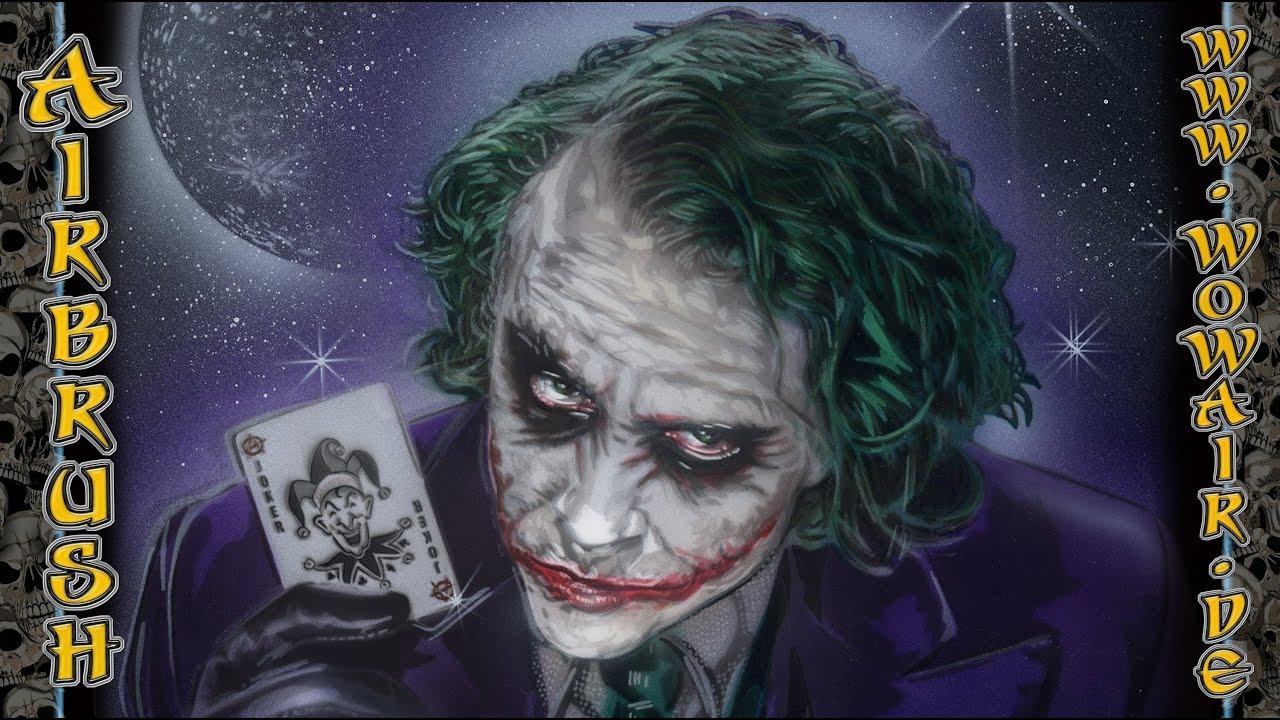 No 005 Airbrush By Wow Joker Hd 1080mp4 Youtube
