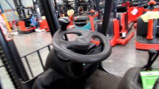 U71208 - Used Forklift Linde Series 350 H18T Engine Forklift