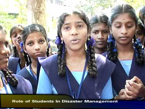 role of student in disaster management Disaster management in india find long and short essay on disaster management for children and students the role of emergency management falls within the.