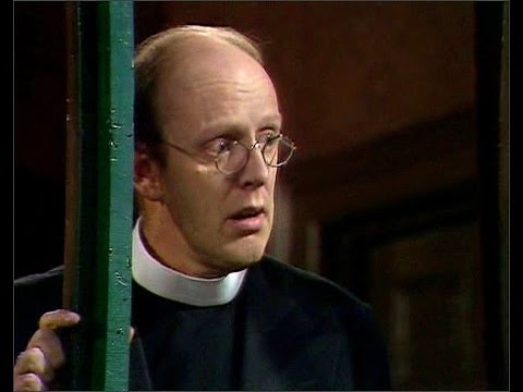 Dad's Army - Come in, Your Time is Up - ... I've never had a lot of men in my garden...