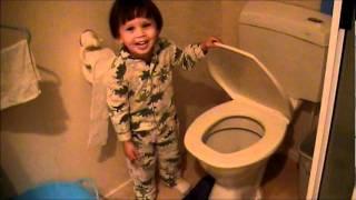 Hello Mister Toilet