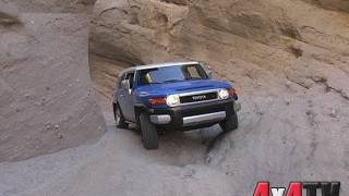4x4TV Adventure - Sandstone Canyon, Borrego Springs, CA
