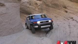 4x4TV Adventure - Sandstone Canyon, Borrego Springs, CA