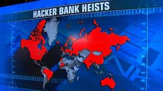 Billion dollar bank fraud: How cyber thieves target world financial houses
