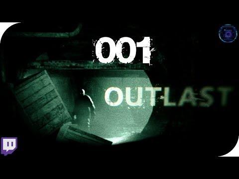 Die Anstalt ✧ Outlast #001 | Stevee