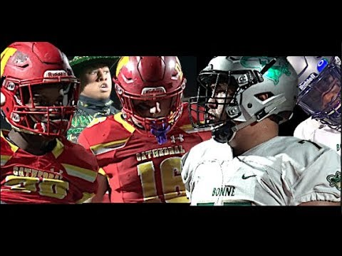 🔥🔥 WHAT A GAME ! Cathedral Catholic (San Diego) vs Narbonne (LA) CIF State D1-AA SoCal Regional Bowl