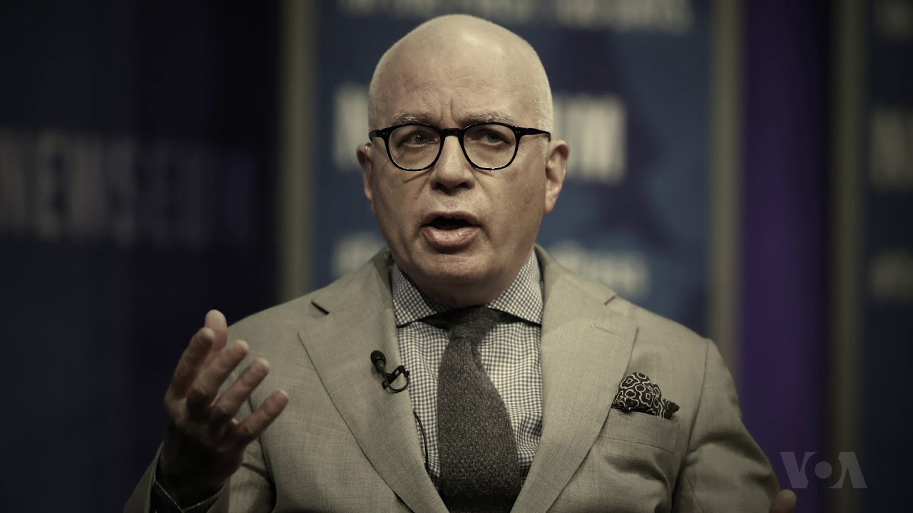 'Fire and Fury' Author Defends Book's Accuracy Against White House Pushback