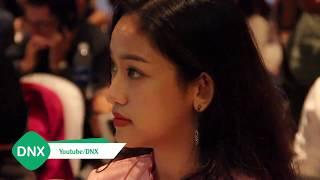 Thúy Vi trả lời trống không khi họp báo phim Cô Nàng Ngổ Ngáo| DNX