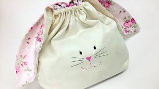Bunny Bag – Saquinho de coelhinho