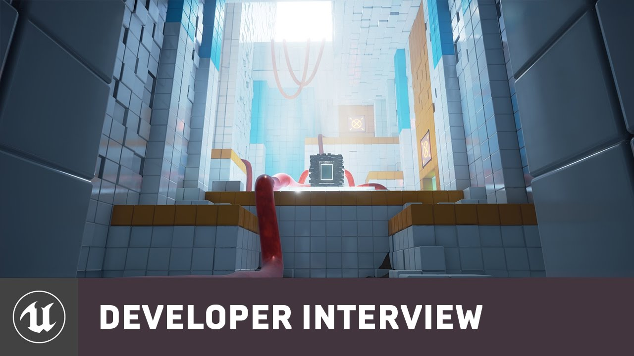 QUBE 2 by Toxic Games & Trapped Nerve | Rezzed 2017 Developer Interview | Unreal Engine - QUBE 2 by Toxic Games & Trapped Nerve | Rezzed 2017 Developer Interview | Unreal Engine