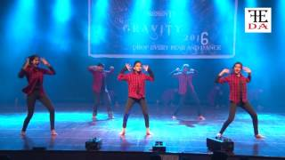 TOLLYWOOD DANCE PERFORMANCE (GRAVITY 2016)