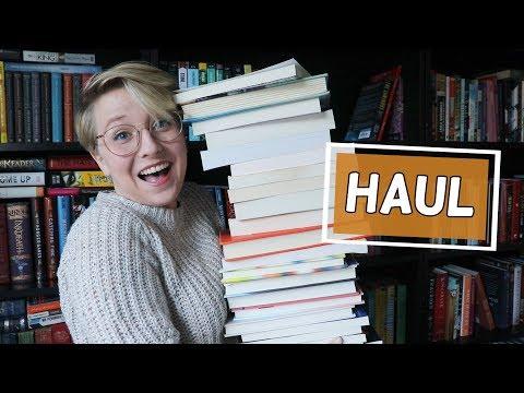 SEPTEMBER BOOK HAUL | 40+ BOOKS thumbnail