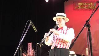 庄内町が誇るデキシーランドジャズバンドのコンサートです.