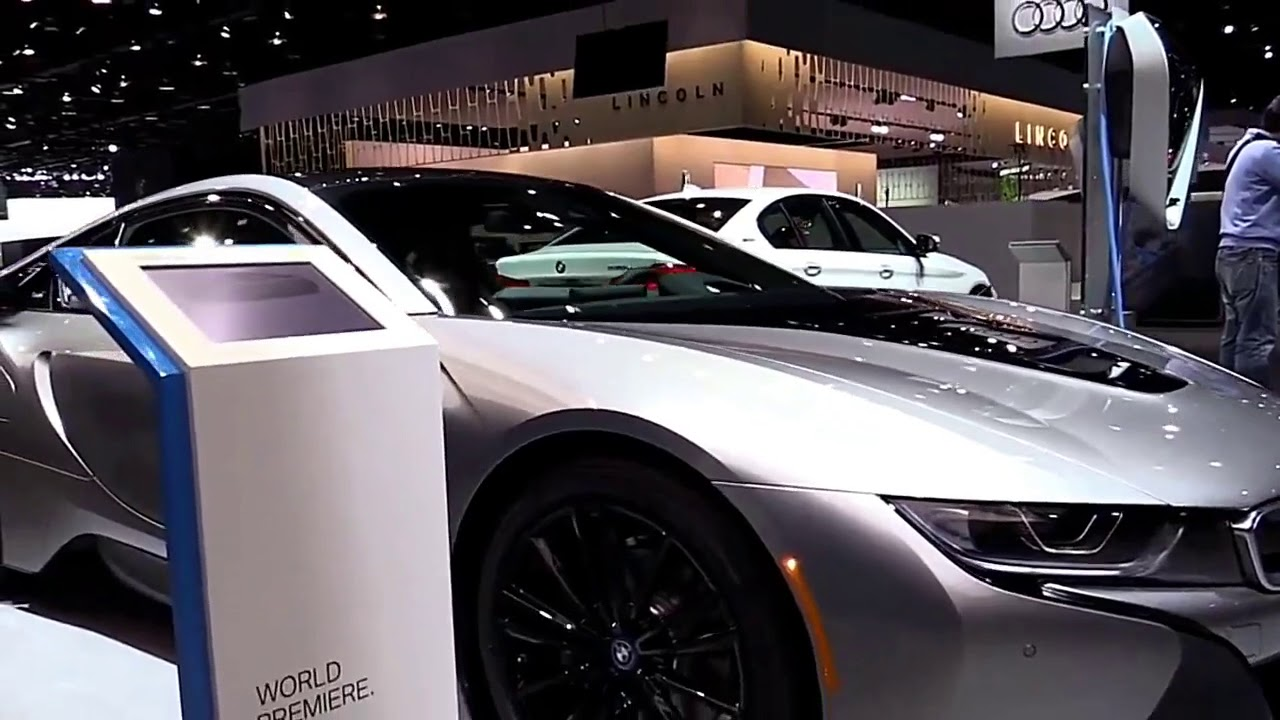 2019 Bmw I8 Coupe Edition Pro Design Special Limited First