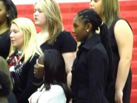 Christmas Concert ~ Butler Traditional High School 20013