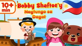 Bobby Shaftoe's Gone to Sea in Filipino | Awiting Pambata Compilation