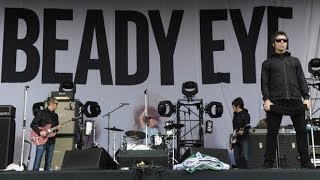 Beady Eye - FULL GIG: Glastonbury/Solidays Festival (June 2013)