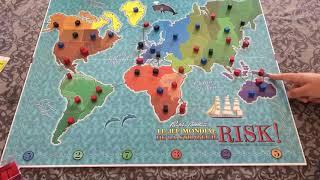 Le jeu de la guerre (jeu des Risk) partie 1/3
