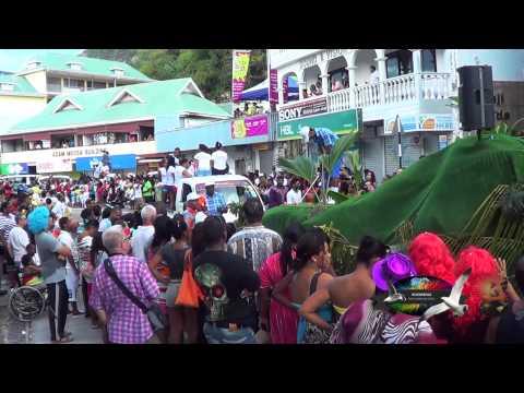 Carnaval De VICTORIA Seychelles 2015