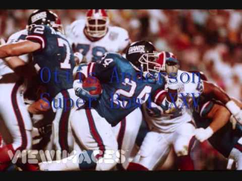Super Bowl MVPs Montage