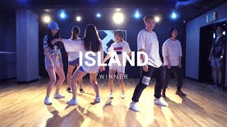HY dance studio | Winner - island | Rhythm training class