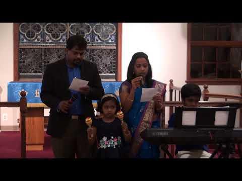 Ponnana Neram - TGC Family Carols 2017
