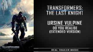 Transformers 5: The Last Knight Official Trailer #1 Music | Extended Version