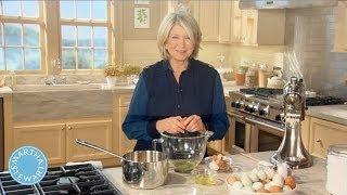 Martha Stewart's Upside-down Lemon Meringue Pie - Martha Stewart