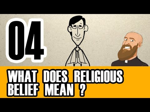 "3MC - Episode 04 - What does it mean to ""believe in God?"""