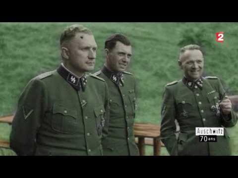 Rudolf Hoss - terrible commandant d'Auschwitz (vidéo en français sous-titrée en français)