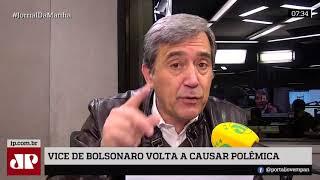 General Mourão se envolve em mais uma polêmica – e não será a última | Marco Antonio Villa