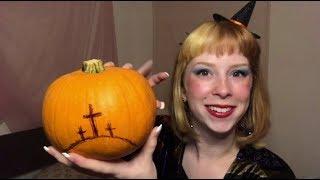 ASMR | Soccer Mom Gets You Ready for Halloween
