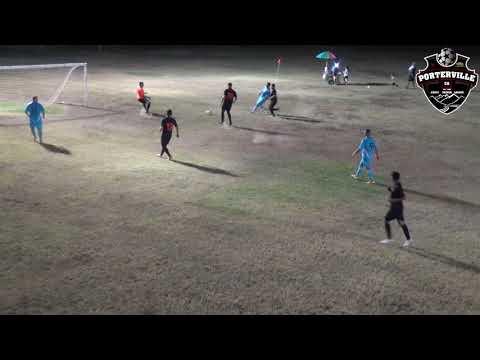 Porterville Adult Soccer League Men's Highlights Week Two 8/23/2019