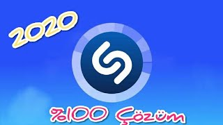 Shazam Arka Planda Müzik Bulma 2020