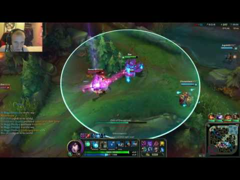Purples Ahri vs Syndra Mid | (League of Legends) 10/09/2016