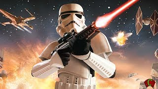 E3 2014 Trailers - Star Wars Battlefront 3 Gameplay Walkthrough 【HD】