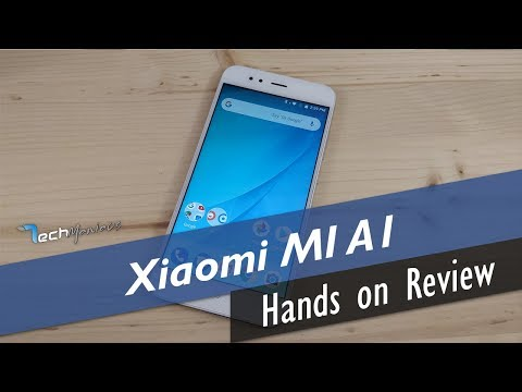 Xiaomi Mi A1 Hands on Review [Greek]