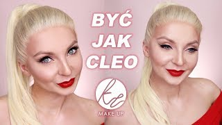 Wyglądasz jak Cleo ! ✨ Makijażowa transformacja