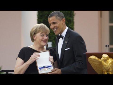 President Barack Obama and Angela Merkel to Tackle Ukraine Issue in Washington Meeting Today