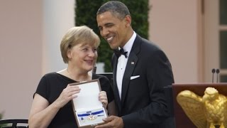 President Barack Obama and Angela Merkel to Tackle Ukraine Issue in Washington Meeting Today